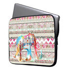 "Elephant 11-15.6"" Laptop Soft Sleeve Case Bag For MacBook Pro Air HP Dell Acer"