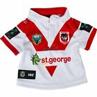 ST GEORGE DRAGONS NRL 2015 KIDS BABY TODDLER INFANT OFFICIAL ISC HOME JERSEY