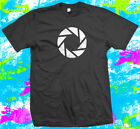 Aperture Photography - T Shirt - 4 colour options - Small to 3XL - NEW