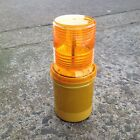 Road Hazard Skip Light Flashing Beacon Scaffolding Traffic Cone Safety Strobe <br/> SEE OUR OTHERS LISTINGS FOR LAMPS WITH BATTERIES.NEW
