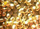 Compression Olives: brass PRICING PER PACK OF 10