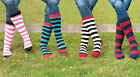 Rhinegold Soft Touch Knee High Socks  Riding/Walking/Festivals Boot/Welly liners