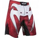 Venum Amazonia 4.0 Fight Shorts (Red/White) - bjj mma ufc