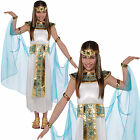 Girls Cleopatra Fancy Dress Costume Egyptian Queen Of The Nile Pharaoh Outfit