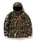A BATHING APE MENS AAPE DOWN JK 2 Colors Best Buy From Japan New