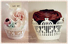 12 pcs x Bird Cage design Wedding Party Cupcake Muffin Wrappers Cases Holders