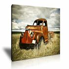 CAR Transport Canvas Framed Printed Wall Art 15 ~ More Size