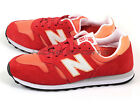 New Balance WL373SMC B Red-Orange & Grey & White Retro Lifestyle Classic Casual