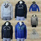 "ABERCROMBIE & FITCH MEN`S HOODIE  ""East River Trail"" S,M,L,XL,XXL, by Hollister"