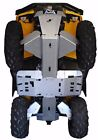 Ricochet Off-Road Complete Skid Plate Set Can-Am Outlander Max 500/650/800/1000