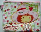 Strawberry Shortcake Coin / Change / Card / Case Purse Bag Mini Wallet - Pink