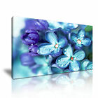 FLOWER Lilac Canvas Framed Printed Wall Art 1 ~ More Size