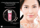 POND'S White Beauty Pearl Cleansing Gel Oxygenated Gel with Pearl Essence