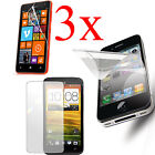 3X Clear LCD Screen Protector Film Guard For Nokia Phone Models + Cleaning Cloth