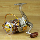 10 BB Ball Bearing Fishing Spinning Reels Gear Spool Fish Reel High Speed 5.5:1