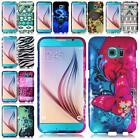 For Samsung S6 ACTIVE Design Snap on Cover Case