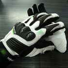Motorcycle Racing Full Finger Gloves Leather Kawasaki ER-6N NINJA300 NINJA250 03