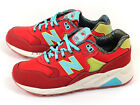 New Balance MRT580GH D Red & Sky Blue & Lime Lifestyle Retro Casual Shoes NB