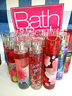 BATH AND BODY WORKS FINE FRAGRANCE MIST BODY SPLASH  SPRAY 8 FL OZ YOU PICK!!