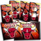 CHICAGO BULLS NBA BASKETBALL LIGHT SWITCH OUTLET COVER WALL PLATE BOYS BEDROOM on eBay