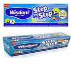 Wisdom Step by Step Fluoride Toothpaste 75ml 3+, 4+ Years