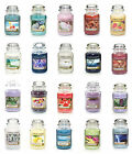 YANKEE CANDLE 22 OZ JARS - LOT OF 4- ONLY $18.95 EACH - YOU CHOOSE - FREE SHIP