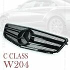 MERCEDES BENZ W204 C CLASS SPORT FRONT GRILLE GRILL C300 C350 AMG 08-14 6 STYLES