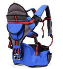 New kid baby carrier sling backpack shoulders front carrier with baby hip seat