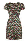 New Yumi Womens Ladies Multi-Coloured Geo Dress Size 8 10 12 14 16