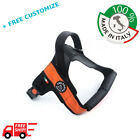 DOG HARNESS FOR BIG DOGS PECTORAL BAND SOFT 100% Made In Italy TRE PONTI QUALITY