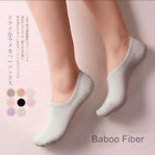 12 Pairs Womens Bamboo Invisible Ankle Low Cut No Show Nonslip Loafer Boat Socks