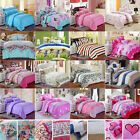 Fashion Bedding Set Single Full / Queen King Cover&Pillow Case&Bedspread Duvet Bed