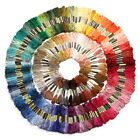 100 150 200 250 Coloured Egyptian Cotton Embroidery Cross Stitch Thread Floss