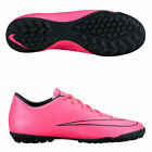 Mens Nike Mercurial Victory V TF Turf Soccer Shoes Orange or blue 651646 $120