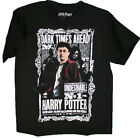 Harry Potter Dark Times Ahead Youth Tee Shirt Black