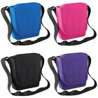 New Womens BagBase Adjustable Shoulder Strap iPad/Tablet Reporter Bag One Size