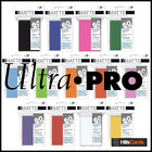 ULTRA PRO; SMALL PRO MATTE TRADING CARD SLEEVES FOR YUGIOH + CARDFIGHT VANGUARD