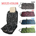 Camo Printed Waterproof Pet Dog Cat Seat Cover Car Seat Cover Mat Protector Care
