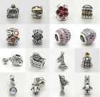 New Fashion Authentic925 Sterling Silver bead fit European Charm Bracelets