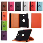 360 Rotating Smart Wake/Sleep PU Leather Case Cover For Galaxy Tab A 9.7 P/T550