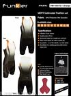 Funkier Bike Performance Cycling Mens Sublimated Triathlon Suit, New With Tags