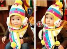 Baby Boy & Girl & Toddler Winter Warm Ear flap Hat Beanie cute (Beanie only)