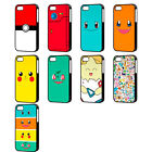 POKEMON POKE BALL POKEDEX CASE COVER FOR iPHONE 4 5 5C 6 iPOD 4th 5th ANIME  FP