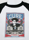 the CURE new wave T SHIRT robert smith goth rock emo  All sizes S M L XL 80s