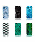 MARBLE PATTERN ROCK EFFECT PHONE CASE FOR iPHONE 4 5 5C 6 iPOD 4th 5th FP