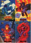 Cards 1 to 80 - 1994 Marvel Masterpieces Card Set!