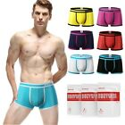 Sexy Mens Cotton Underwear Boxer Shorts BriefsTrunks Pants Underpants M L XL XXL