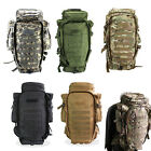 911 Military USMC Army Tactical Molle Camping Hiking Hunting Rifle Backpack Bag