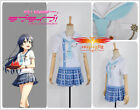 Love Live! Umi Sonoda Navy Unawakened Uniform Cosplay Costume W0745
