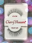 CHERRY BLOSSOM EYELASHES STYLE #747M 100% Human Hair CHOOSE from VERIETY QTY SET